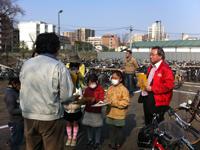 """福岡市の放置自転車は年間3万〜、この数でも幾分減ってるようです。の写真です"""""""
