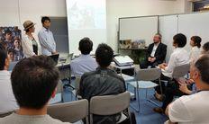 SINKa参加者評価型ビジネスプランプレゼンテーションVol.66カッコイイ『糸島でしかできないソーシャルビジネス第2弾』(参プレ) 7月11日(火)の写真です
