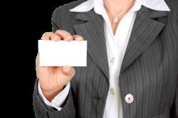 「仕事の取れる名刺」の専門家